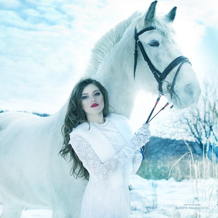 Magic women's worlds by Russian photographer Margarita Kareva - 89