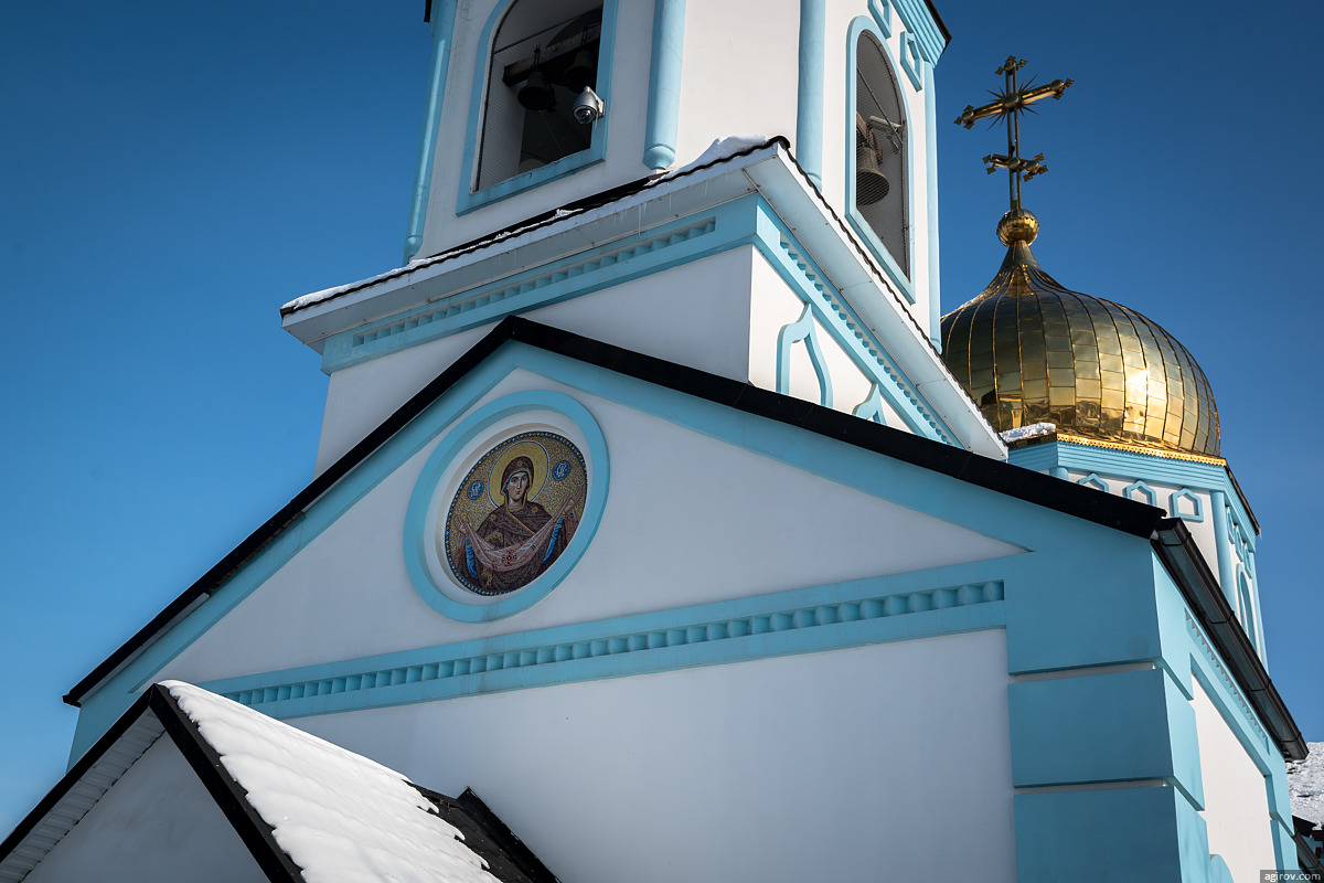 Church of the Most Holy Mother of God in Republic of Ingushetia - 05