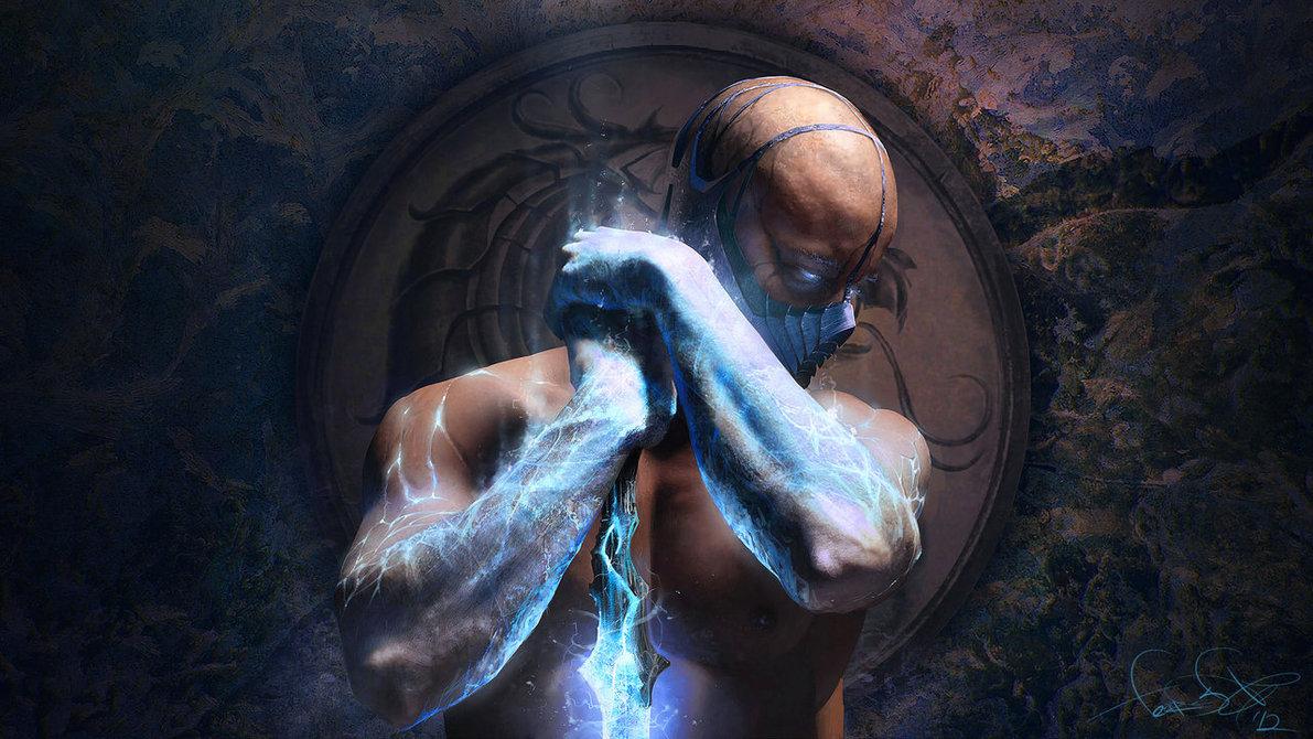 SUB-ZERO Mortal Kombat