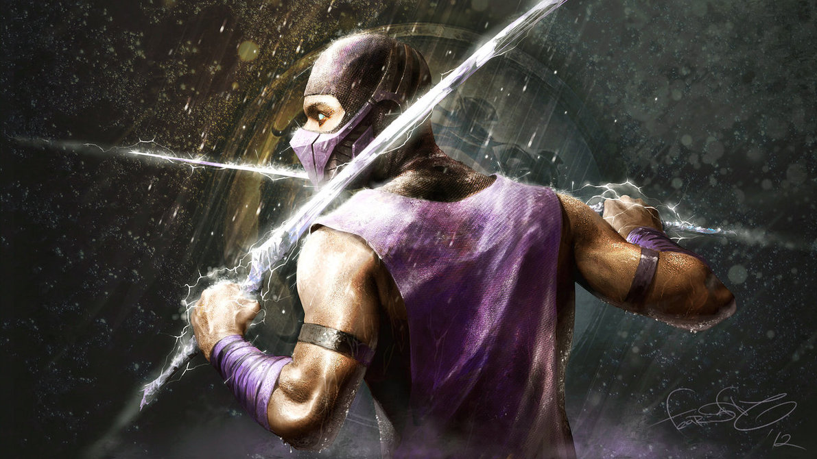 RAIN - Mortal Kombat