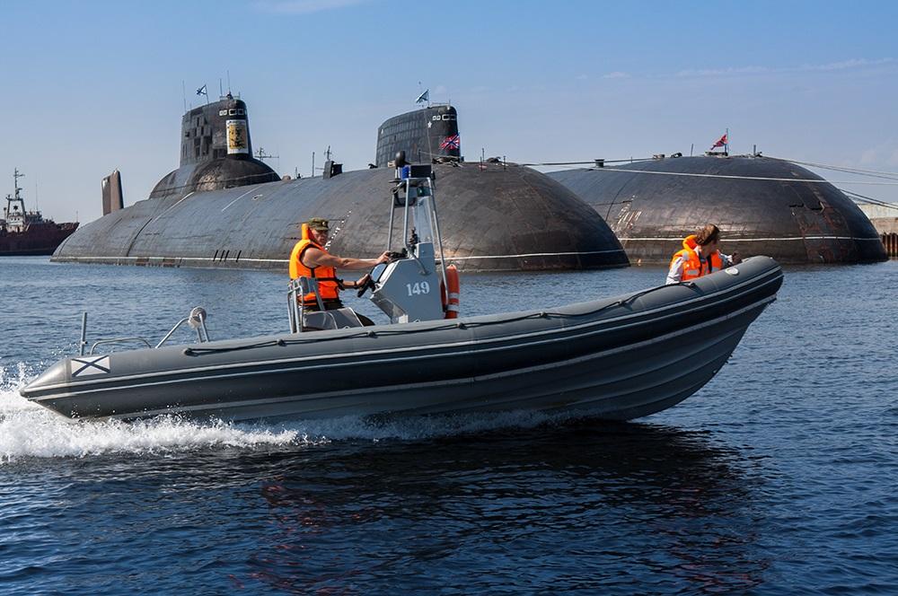 Inside a giant: Russian typhoon-class submarine TK-17 Arkhangelsk - 03