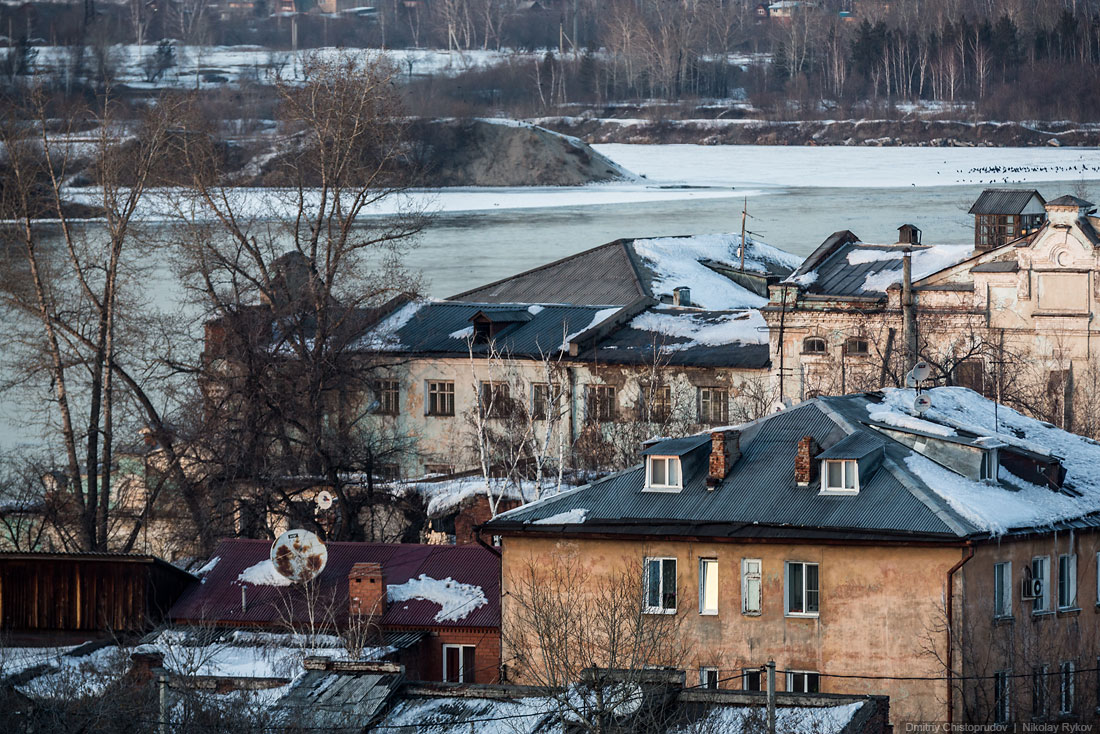 Irkutsk: A nice and at the same time a harsh cold Siberian city - 14