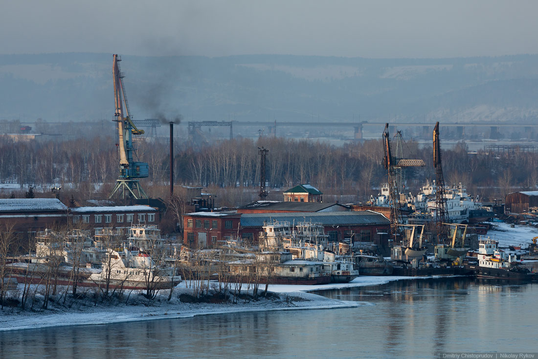 Irkutsk: A nice and at the same time a harsh cold Siberian city - 15