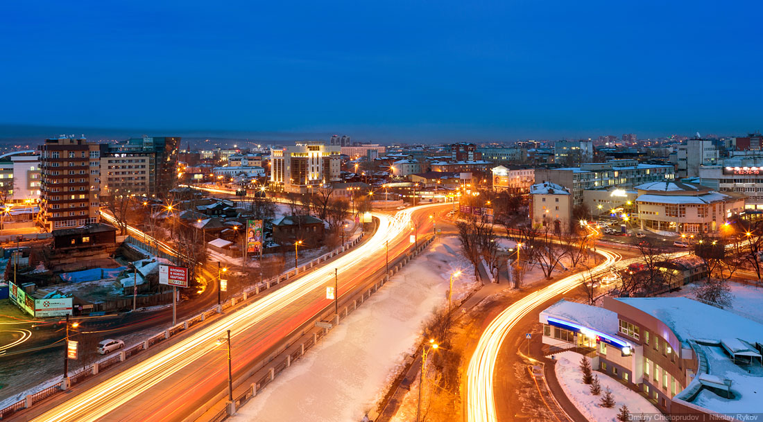 Irkutsk: A nice and at the same time a harsh cold Siberian city - 18