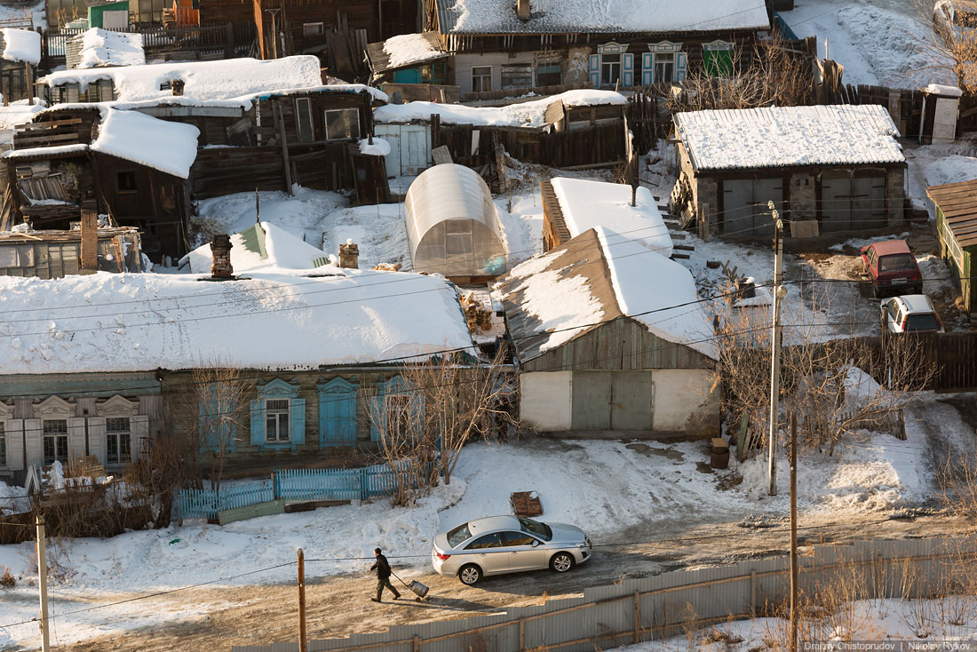 Irkutsk: A nice and at the same time a harsh cold Siberian city - 02