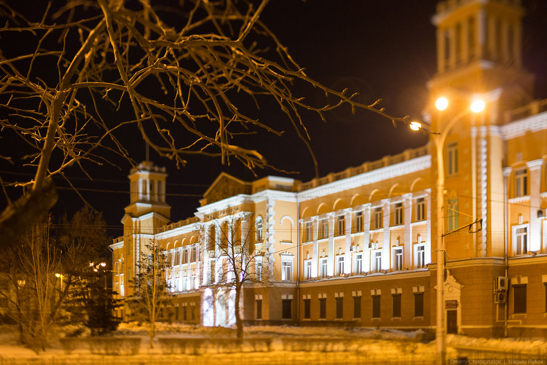 Irkutsk: A nice and at the same time a harsh cold Siberian city - 25