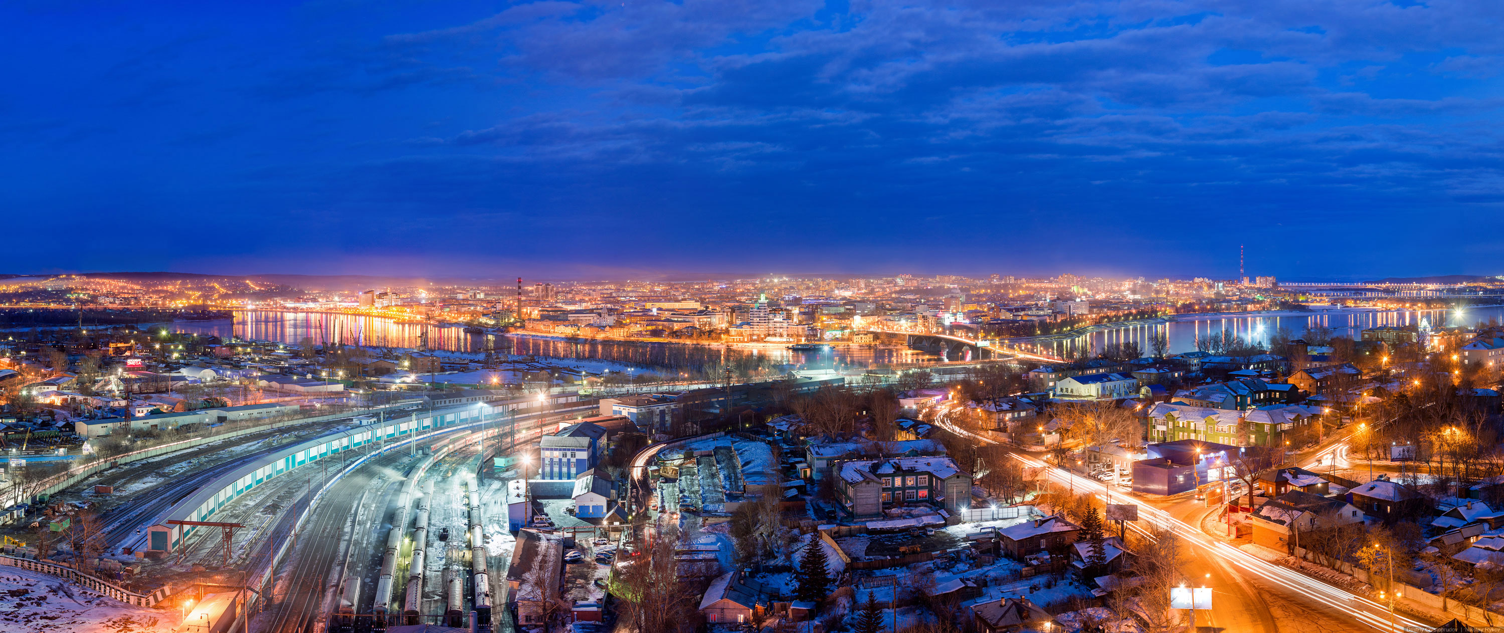 Irkutsk: A nice and at the same time a harsh cold Siberian city - 36