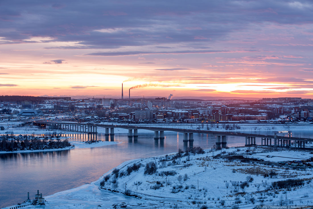 Irkutsk: A nice and at the same time a harsh cold Siberian city - 06