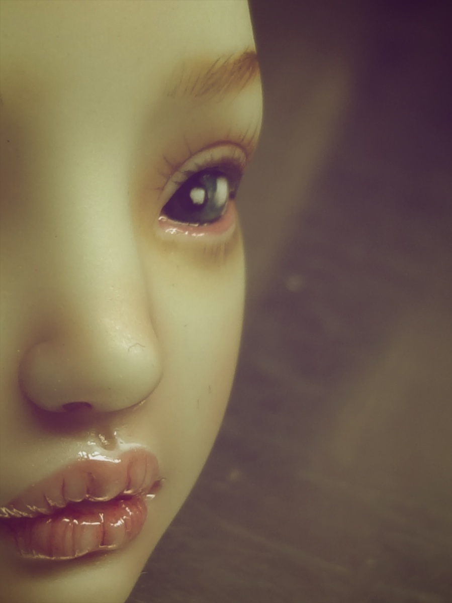 It is not the world of smiles: Enchanted Dolls by Marina Bychkova - 12