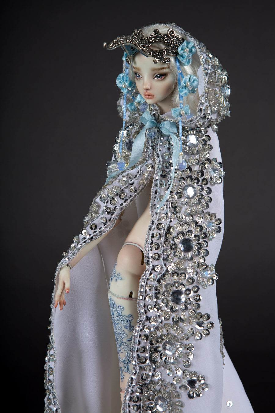 It is not the world of smiles: Enchanted Dolls by Marina Bychkova - 55