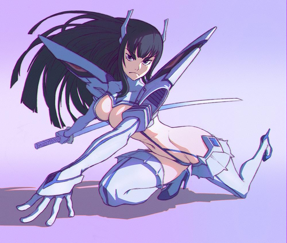 Kill la Kill Satsuki