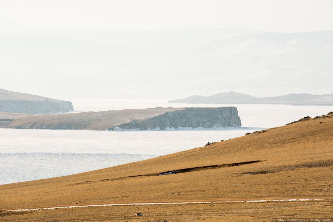 Lake Baikal and Olkhon Island: Wonderful ice world of cold Siberia - 10