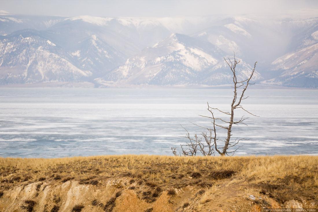 Lake Baikal and Olkhon Island: Wonderful ice world of cold Siberia - 12