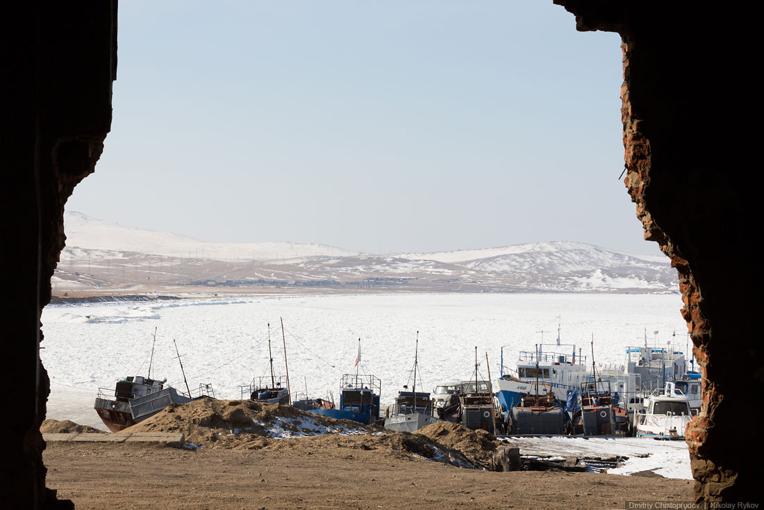 Lake Baikal and Olkhon Island: Wonderful ice world of cold Siberia - 18