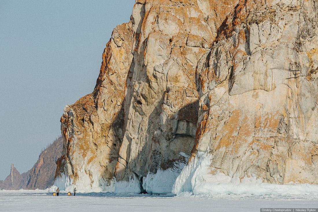 Lake Baikal and Olkhon Island: Wonderful ice world of cold Siberia - 22
