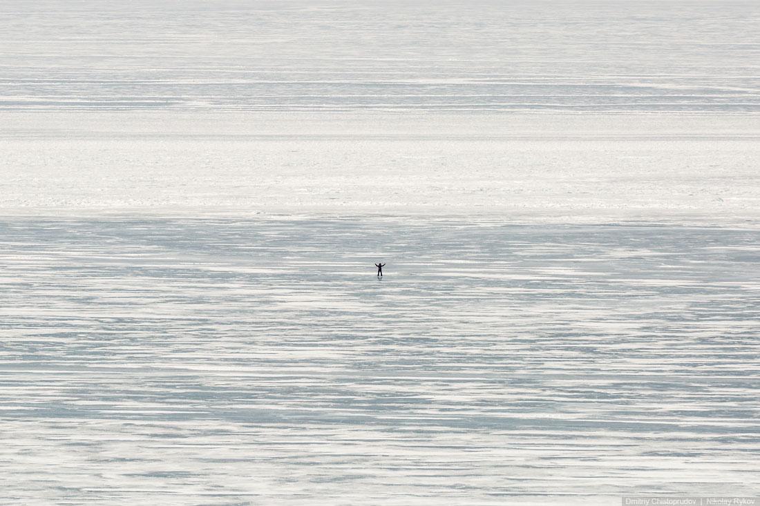 Lake Baikal and Olkhon Island: Wonderful ice world of cold Siberia - 29