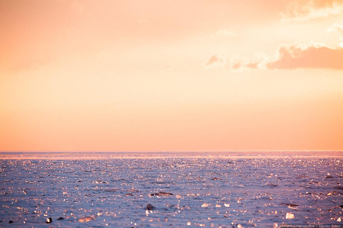 Lake Baikal and Olkhon Island: Wonderful ice world of cold Siberia - 34