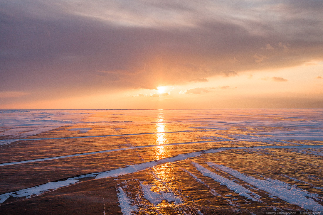 Lake Baikal and Olkhon Island: Wonderful ice world of cold Siberia - 36