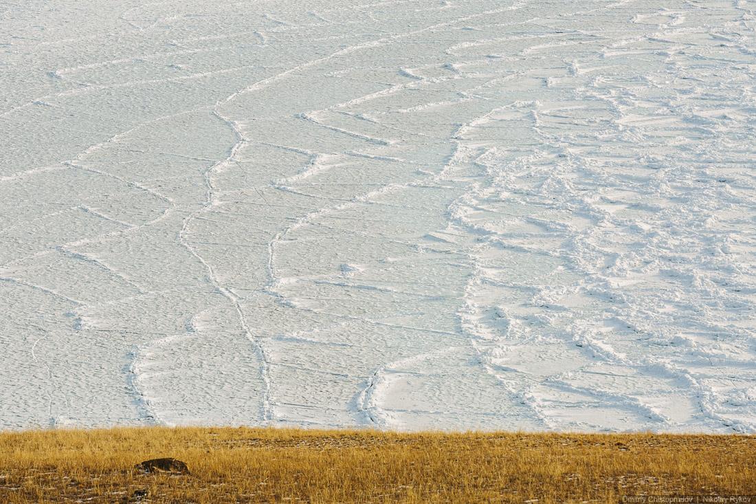 Lake Baikal and Olkhon Island: Wonderful ice world of cold Siberia - 04