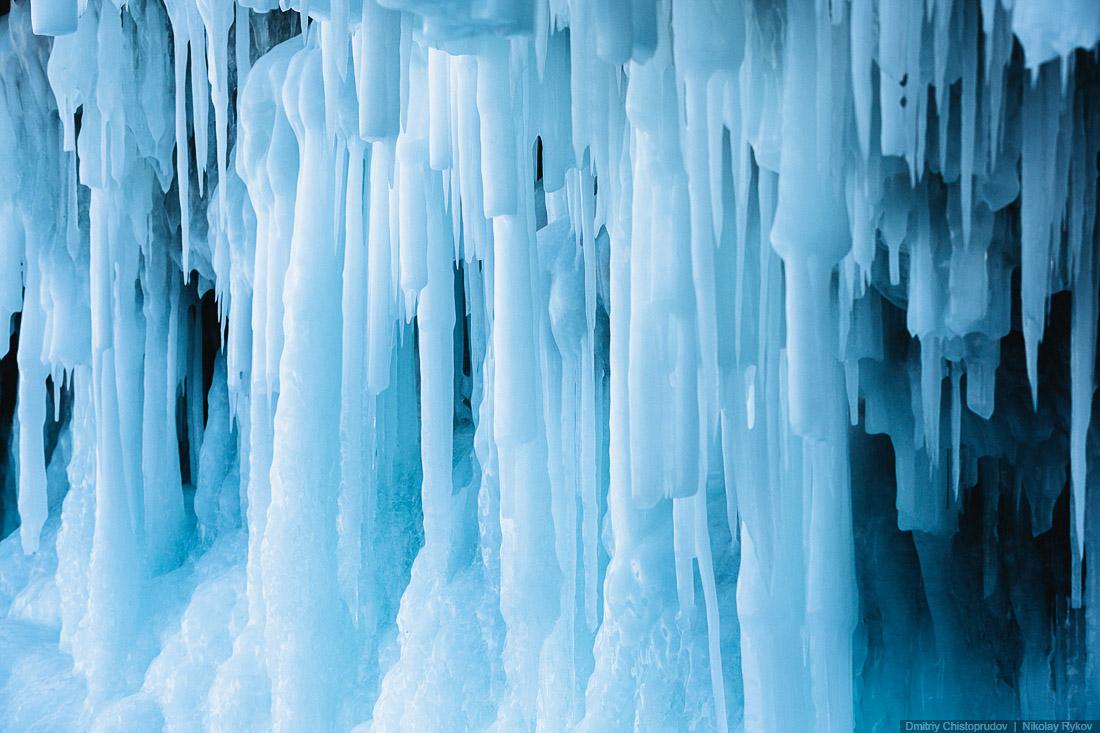 Lake Baikal and Olkhon Island: Wonderful ice world of cold Siberia - 50