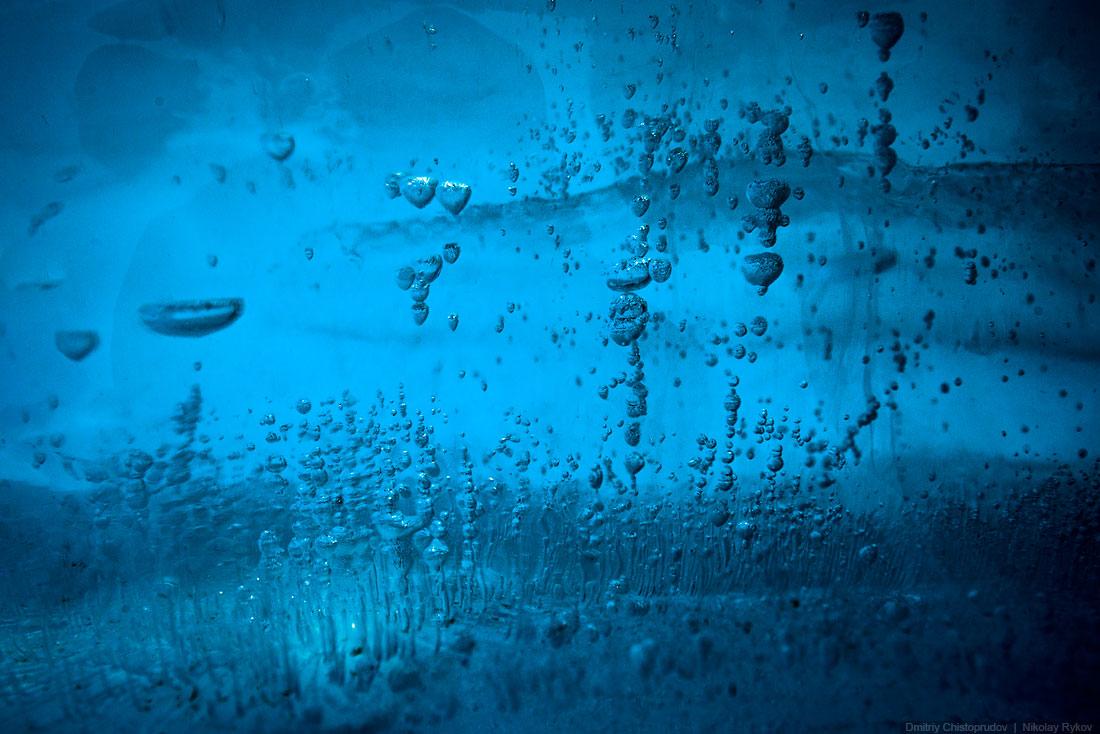 Lake Baikal and Olkhon Island: Wonderful ice world of cold Siberia - 53