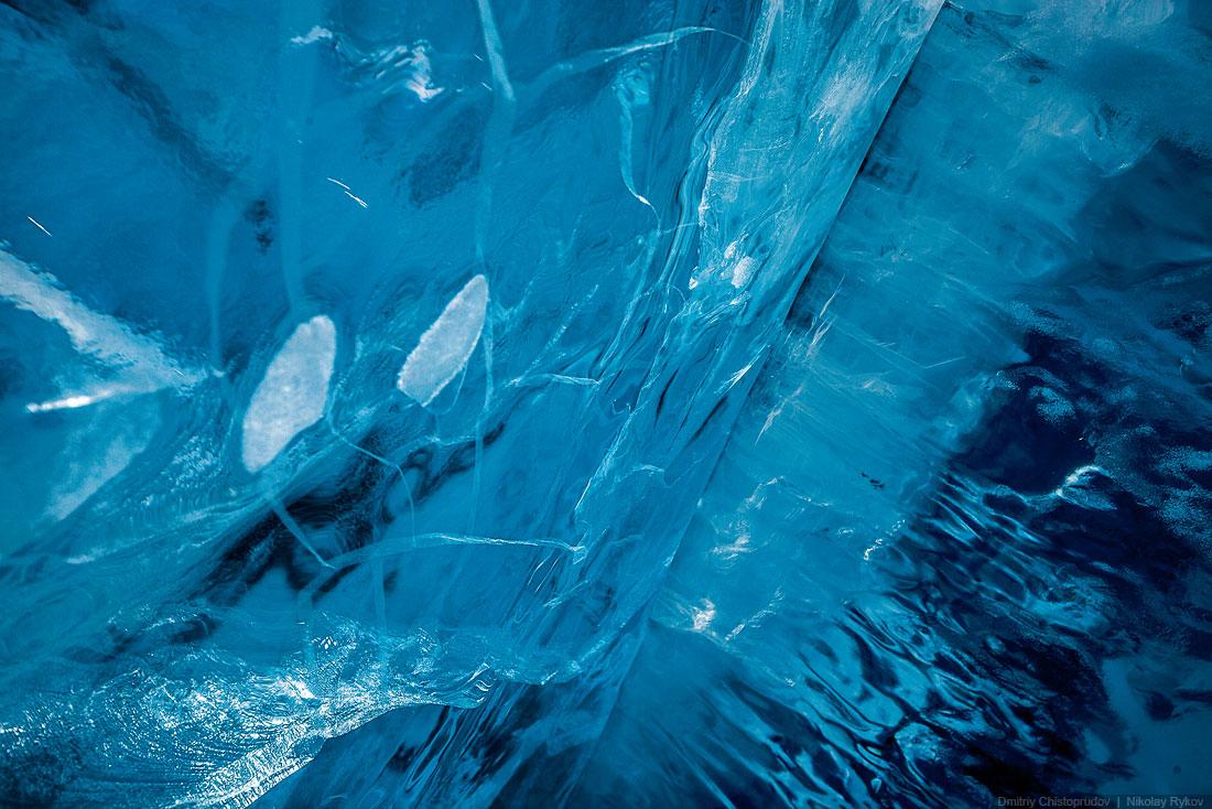 Lake Baikal and Olkhon Island: Wonderful ice world of cold Siberia - 54