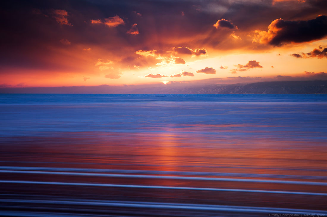 Lake Baikal and Olkhon Island: Wonderful ice world of cold Siberia - 57