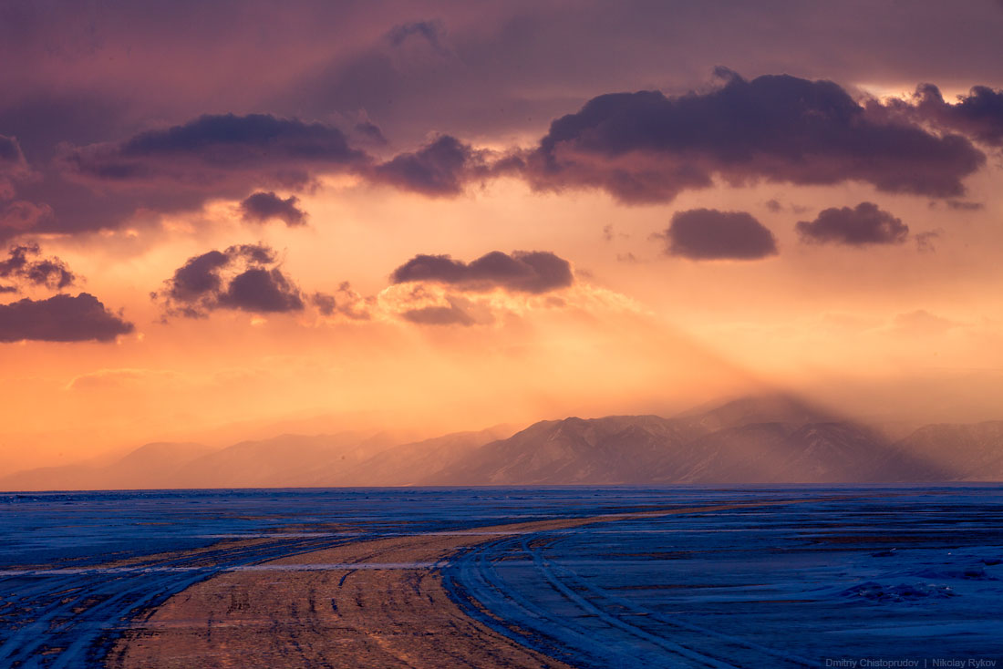 Lake Baikal and Olkhon Island: Wonderful ice world of cold Siberia - 58