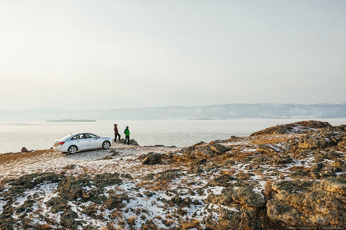 Lake Baikal and Olkhon Island: Wonderful ice world of cold Siberia - 06