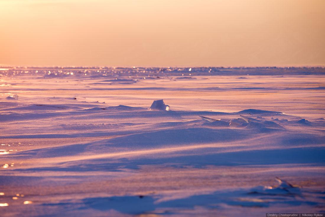 Lake Baikal and Olkhon Island: Wonderful ice world of cold Siberia - 60