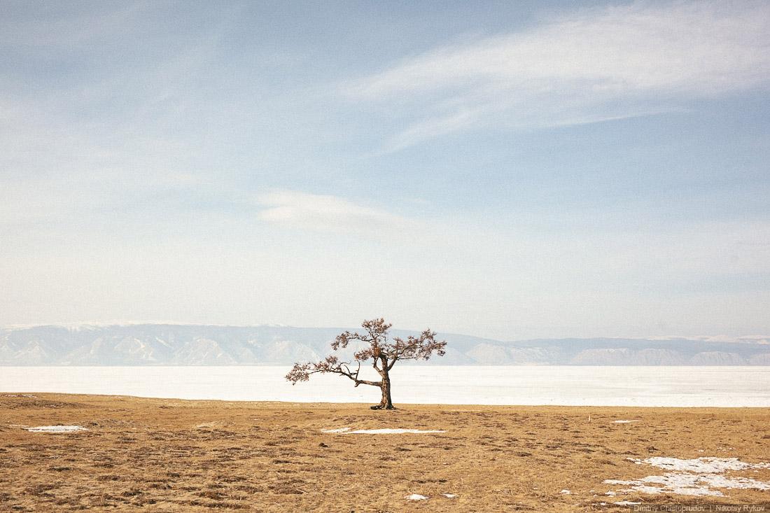 Lake Baikal and Olkhon Island: Wonderful ice world of cold Siberia - 09