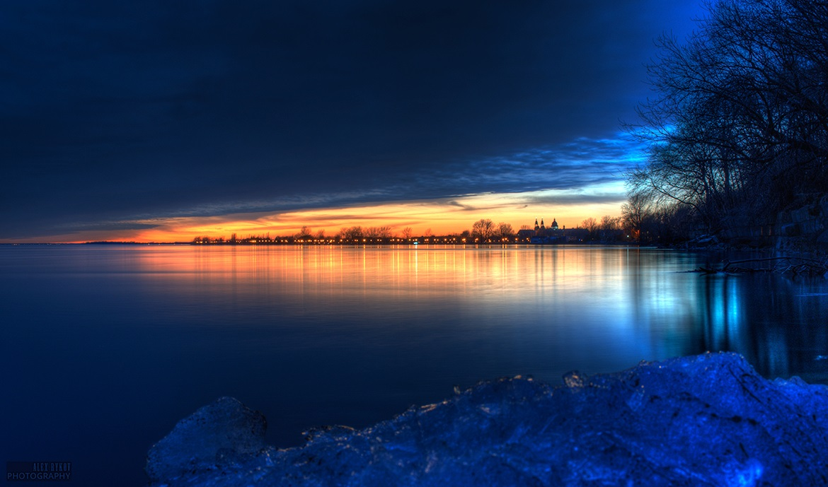Lachine Day's end