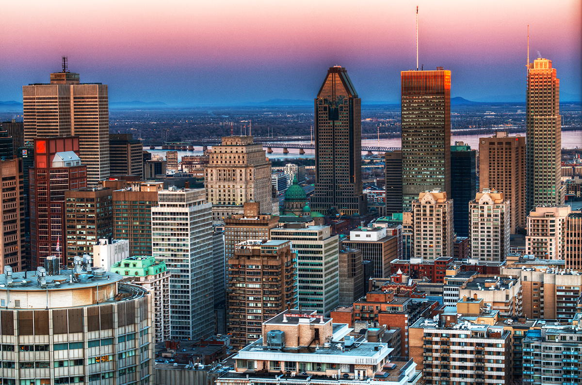 Montreal state of mind