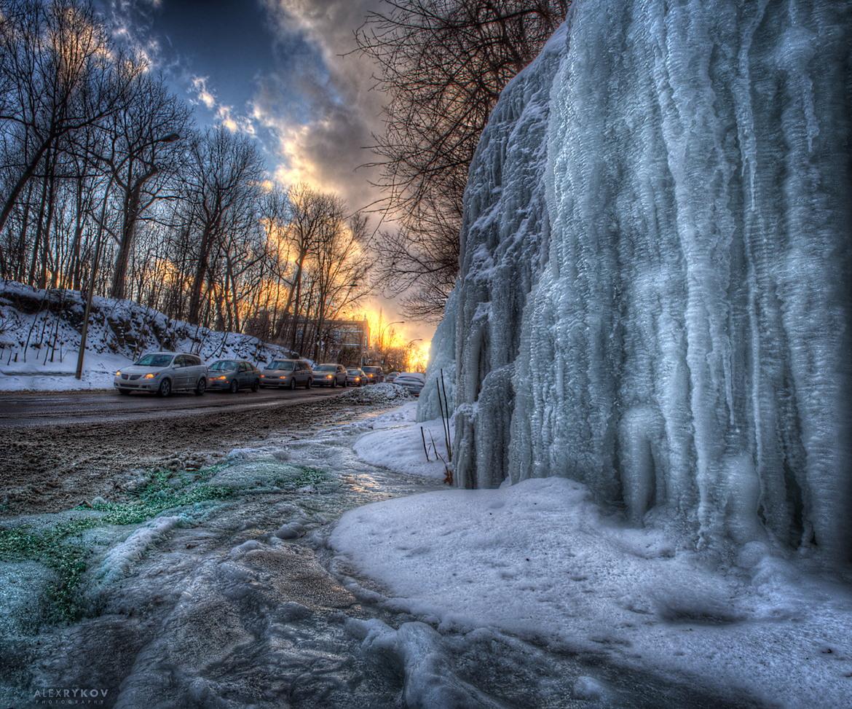 Frozen Mount