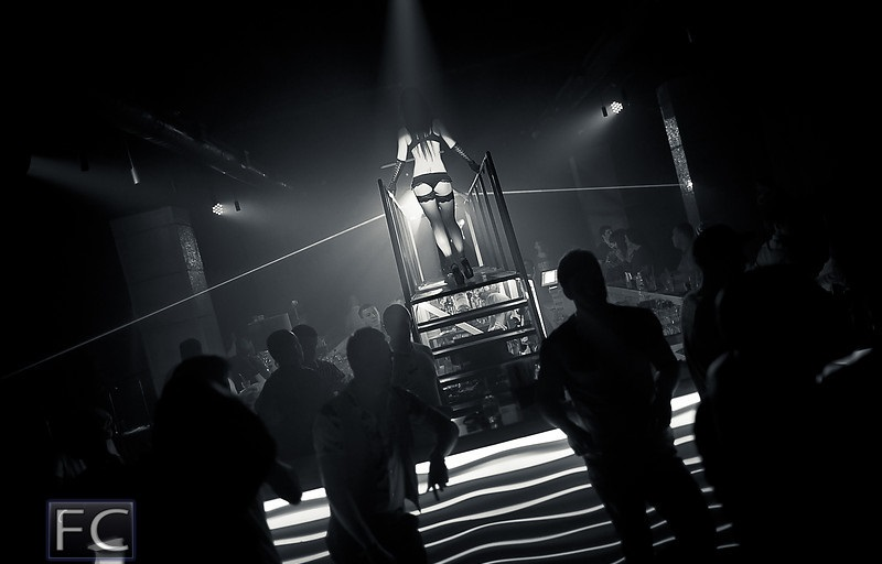 Moscow nightlife: Regular visitors of the capital city's nightclubs - 61