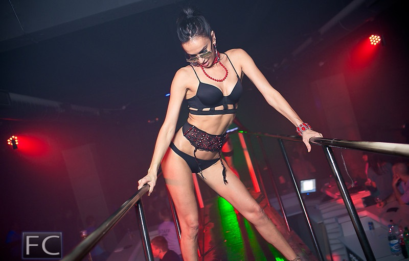 Moscow nightlife: Regular visitors of the capital city's nightclubs - 62