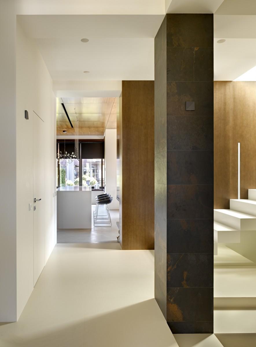 Nice villa interior by architectural Bureau of Alexandra Fedorova - 10