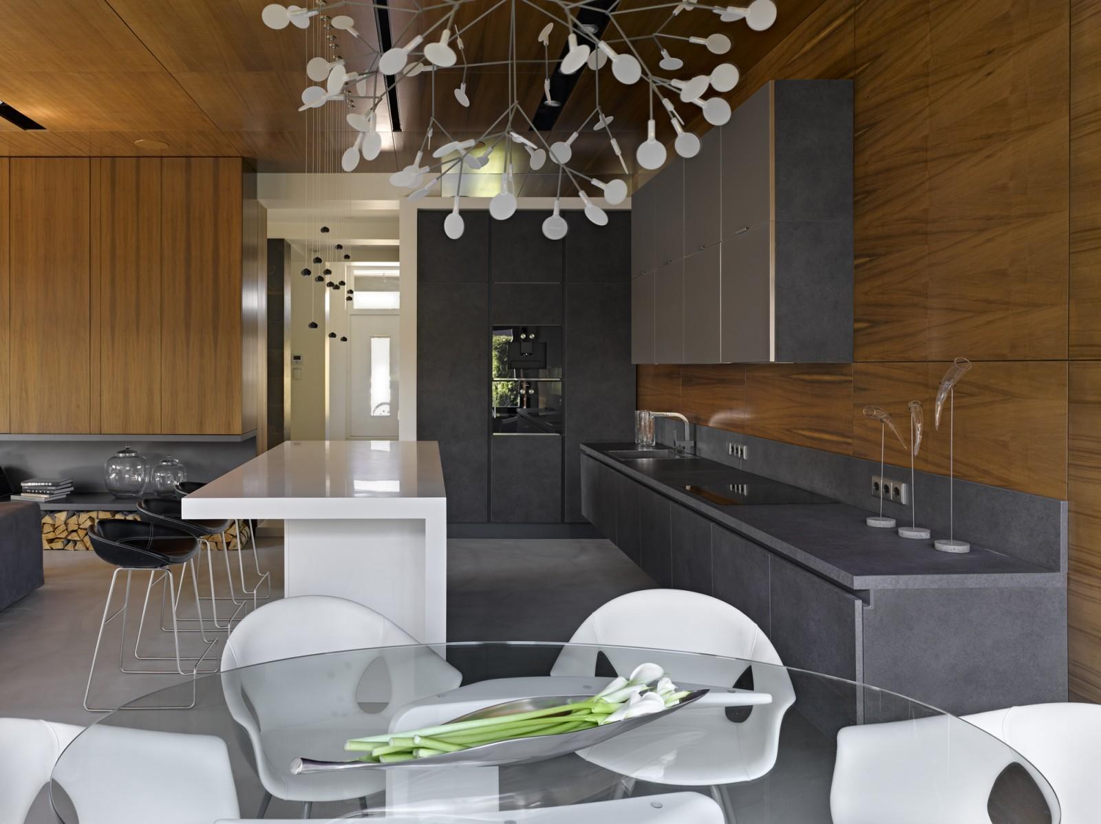 Nice villa interior by architectural Bureau of Alexandra Fedorova - 11