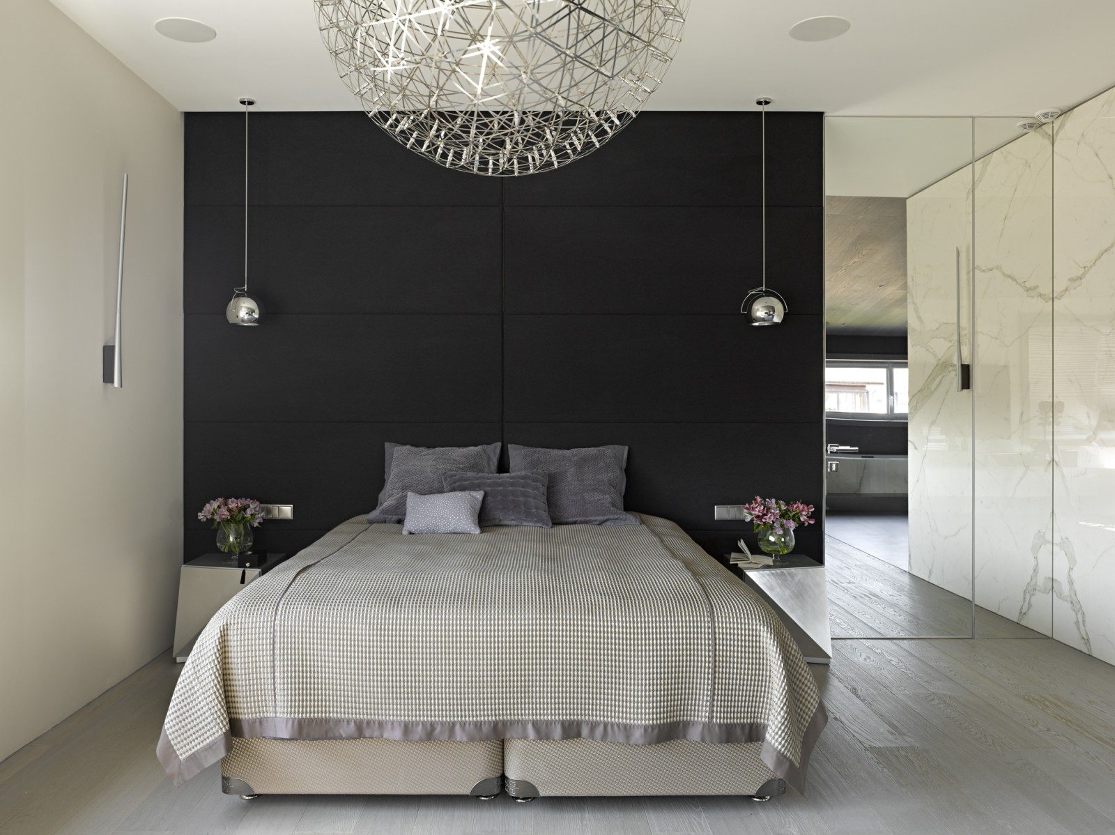 Nice villa interior by architectural Bureau of Alexandra Fedorova - 12