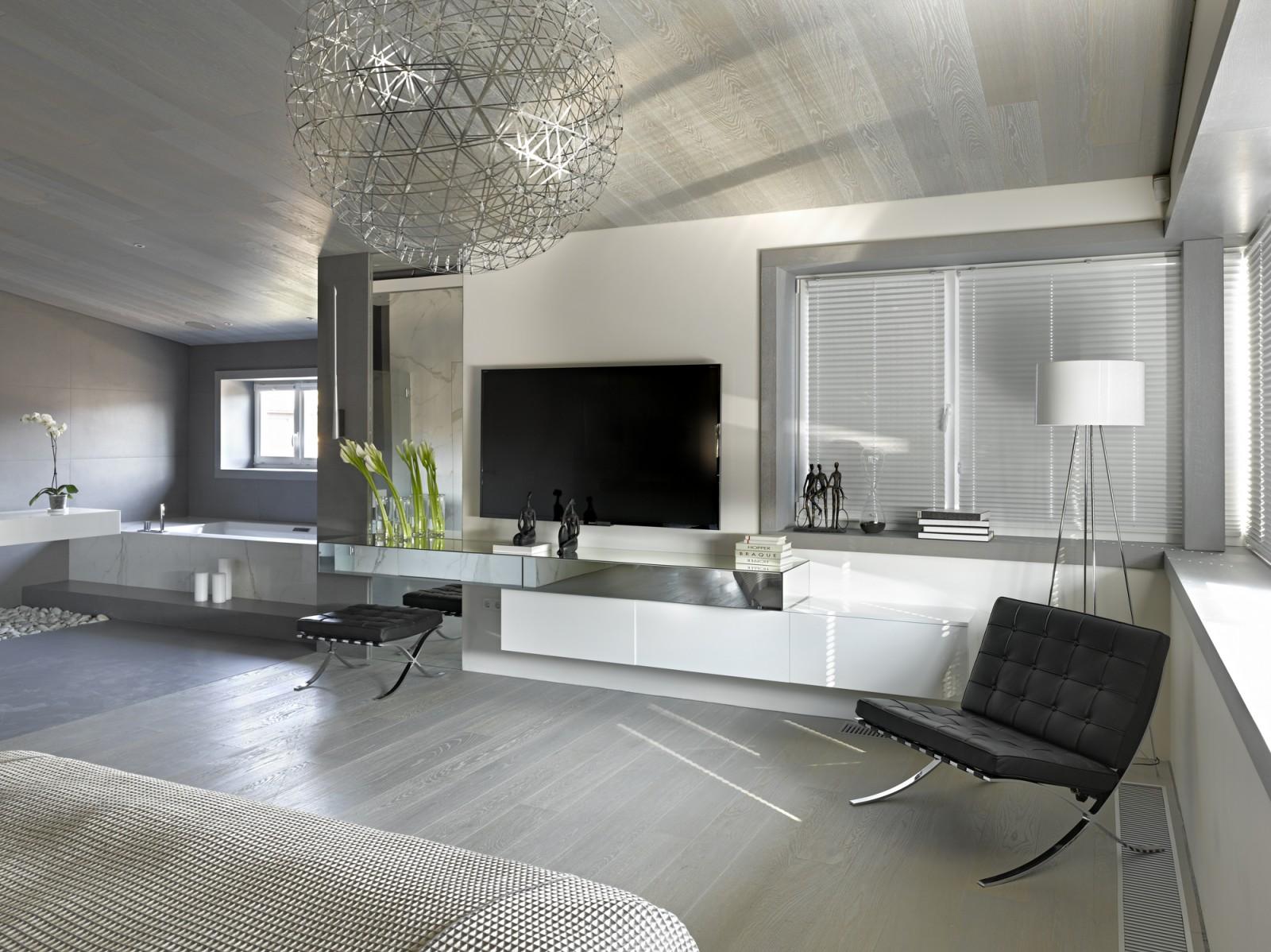Nice villa interior by architectural Bureau of Alexandra Fedorova - 13