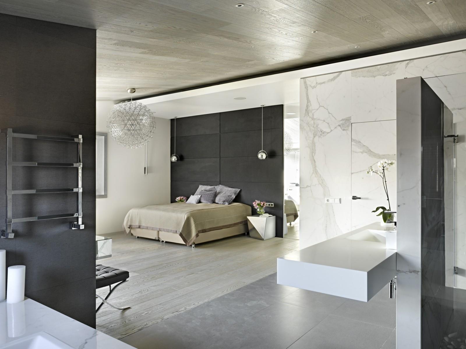 Nice villa interior by architectural Bureau of Alexandra Fedorova - 14