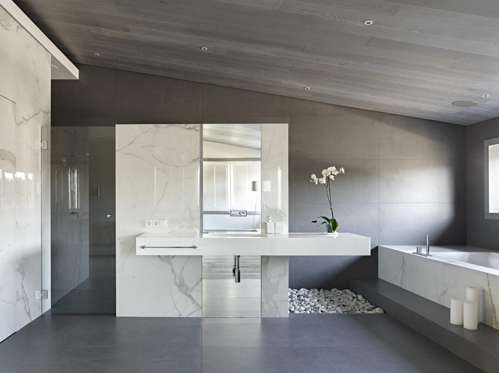 Nice villa interior by architectural Bureau of Alexandra Fedorova - 15