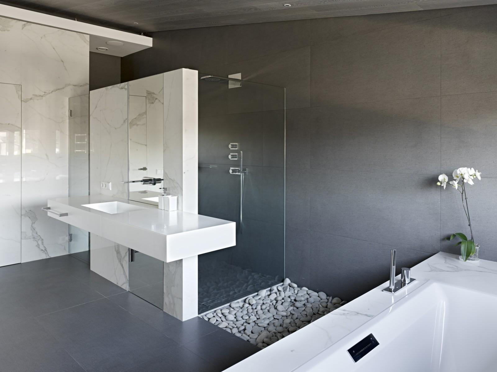 Nice villa interior by architectural Bureau of Alexandra Fedorova - 16
