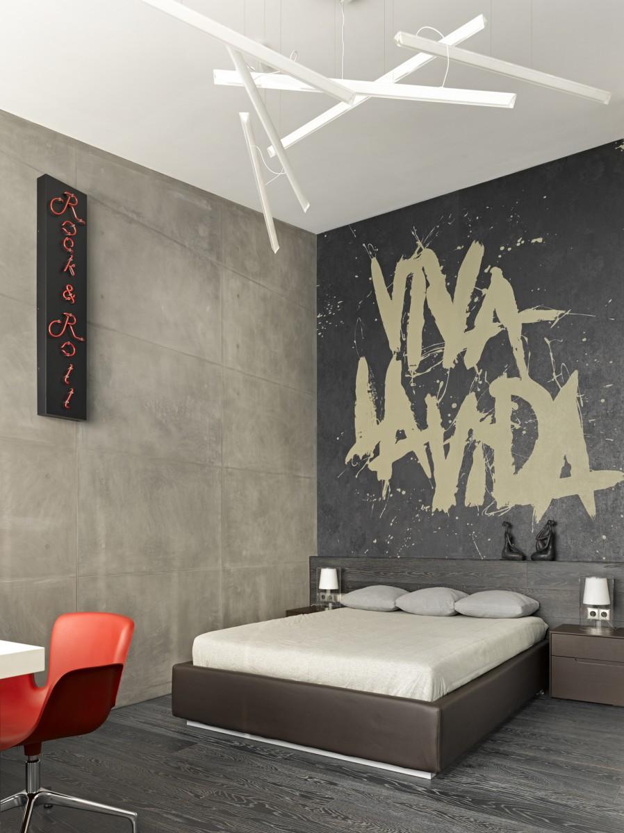 Nice villa interior by architectural Bureau of Alexandra Fedorova - 19