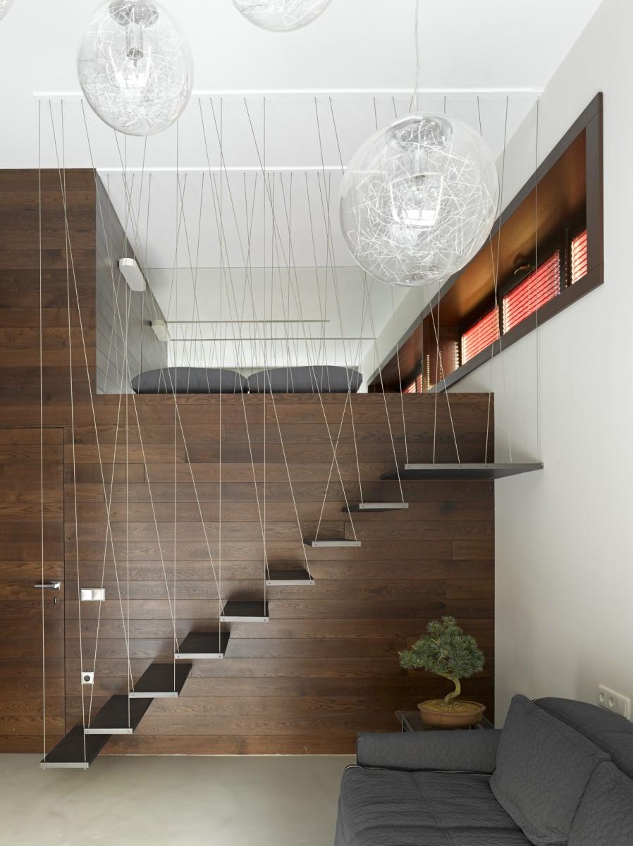 Nice villa interior by architectural Bureau of Alexandra Fedorova - 23
