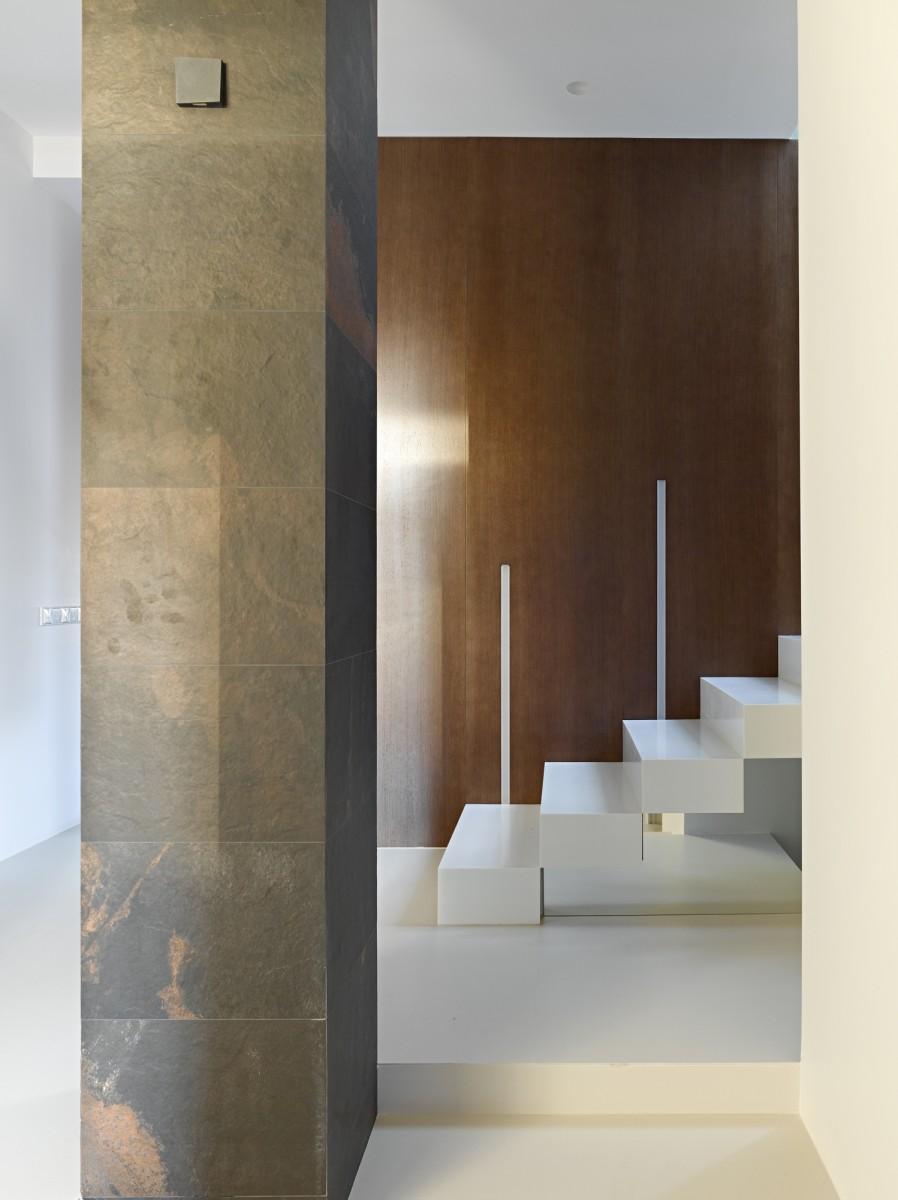 Nice villa interior by architectural Bureau of Alexandra Fedorova - 25