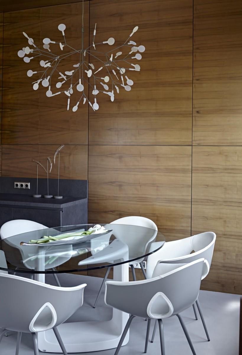 Nice villa interior by architectural Bureau of Alexandra Fedorova - 03
