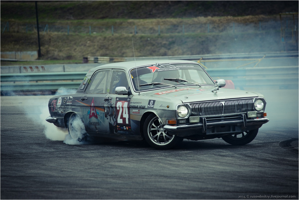 Photo report from the Total Extreme Fest by Russian Drift Alliance - 13