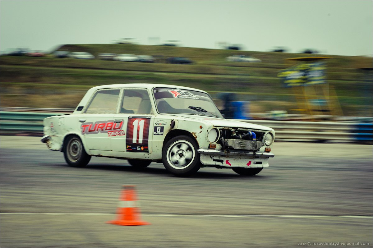 Photo report from the Total Extreme Fest by Russian Drift Alliance - 15