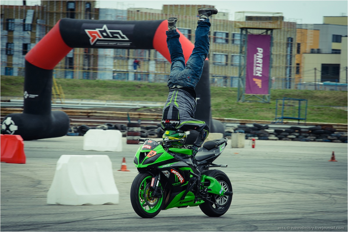 Photo report from the Total Extreme Fest by Russian Drift Alliance - 21